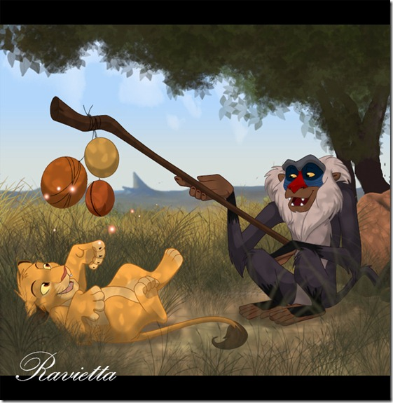El Rey León,The Lion King,Simba (11)