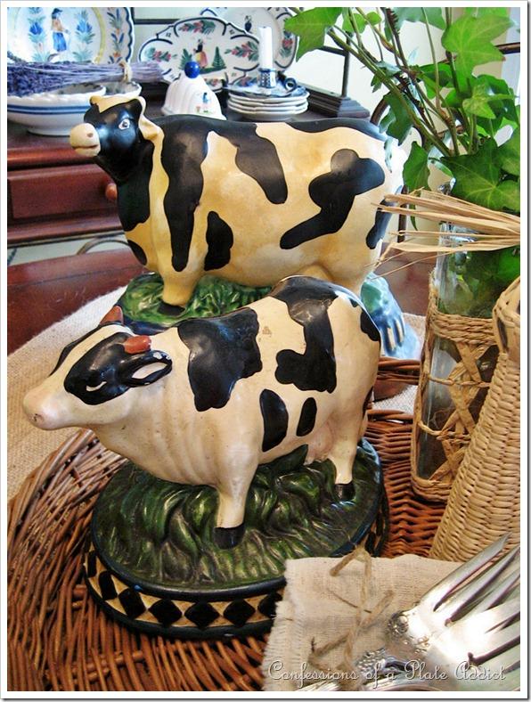 Vintage Cow