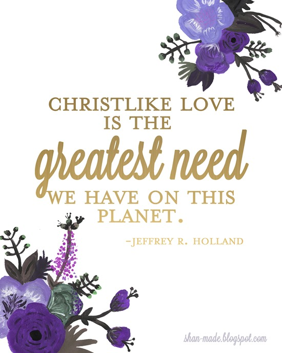 Printable_ChristlikeLove