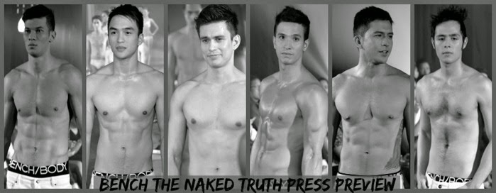 Bench the Naked Truth press preview