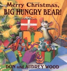 Merry Christmas Hungry Bear