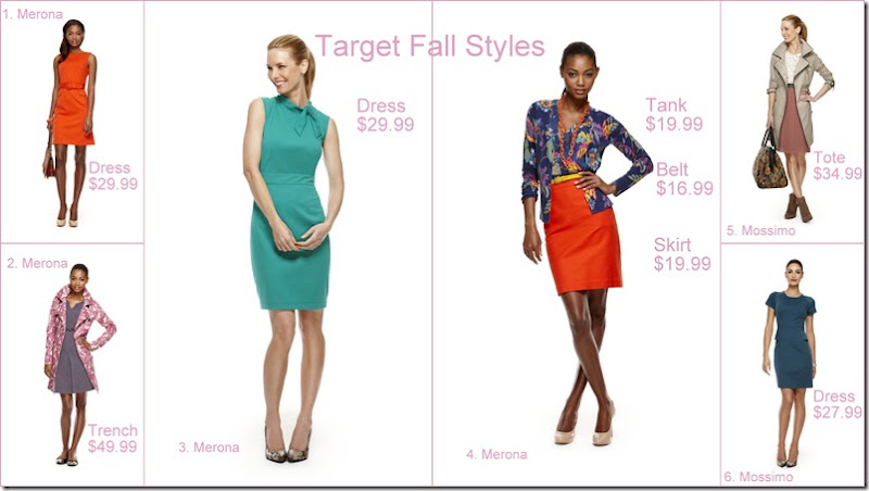 Target Fall Styles