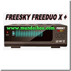 FREESKY FREEDUO X