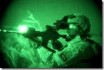 Visores nocturnos militares