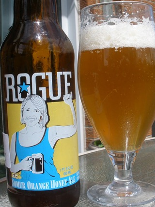 Rogue - Somer Orange Honey Ale