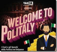 I costi e gli sprechi della politica in Italia