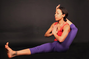 Eka Pada Sirsasana: One Foot to Head Pose