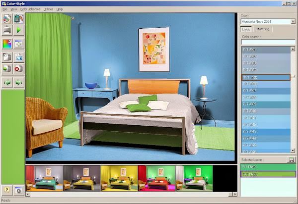 Paintcolorselection Paint Color Schemes