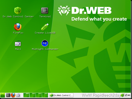 website Doctor Web Ltd