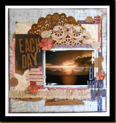 Karen Taylor Donna Salazar Aug Each Day