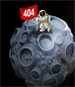 10 ejemplos originales de páginas de error 404