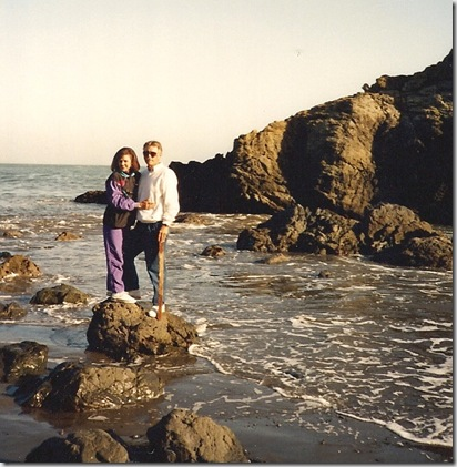 1990-Gary & Geri Adams in California