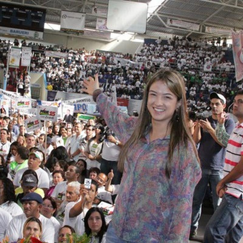 Deputada federal Bruna Furlan participou da convenção que oficializou Carlos Zicardi como candidato a prefeito de Barueri