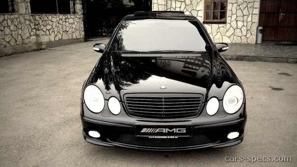 2003 mercedes benz e class e55 amg specifications. Black Bedroom Furniture Sets. Home Design Ideas