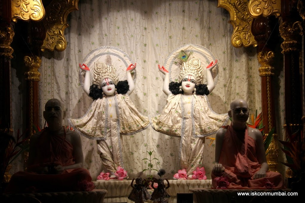 Sri Sri Gaura Nitai Full Altar
