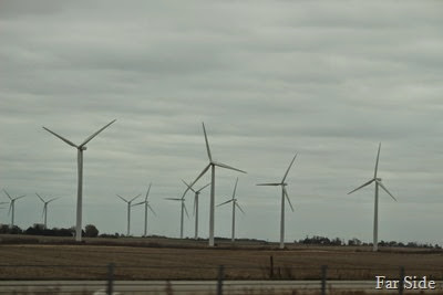 Wind Turbines in Illinois