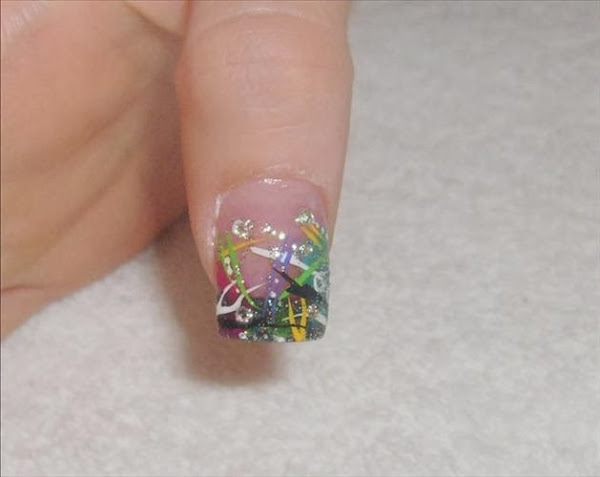 Creative Nail Design Shellac Nail Designs Hair Styles Tattoos