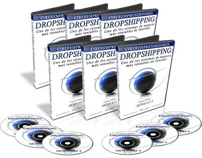 CURSO DE DROPSHIPPING [ Curso ] – Cómo crear un negocio exitoso de Comercio Electrónico sin tener productos en inventario