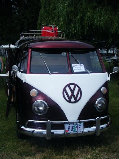Hippie Bus
