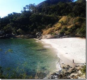 Praia de Adão e Eva, Baía de Guanabara Autora Carla Portilho