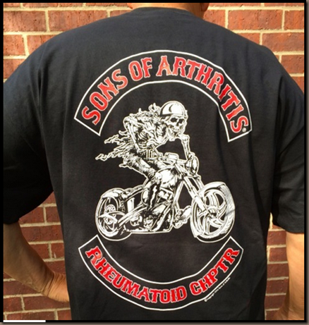 SONS OF ARTHRITIS 5