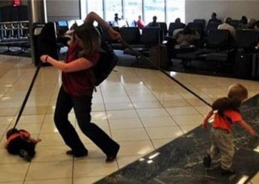 child-leash