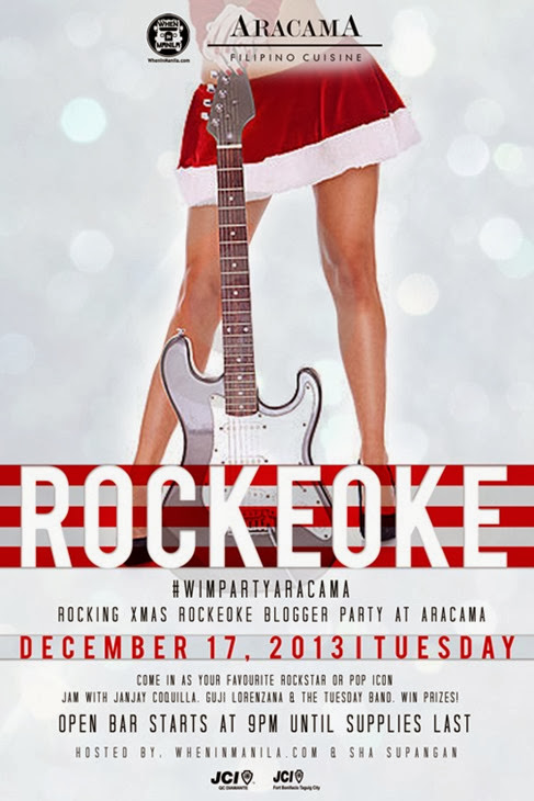 WhenInManila-Xmas-Bloggers-Party-Aracama-Rockeoke-When-In-Manila