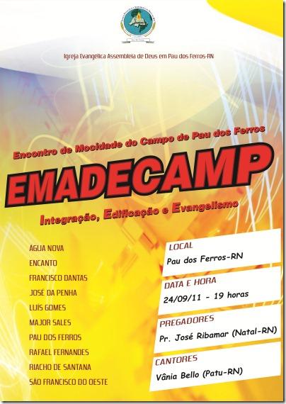 EMADECAMP 2011- publicidade