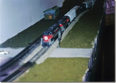 01 MSOE SOME Layout during TrainTime 2002