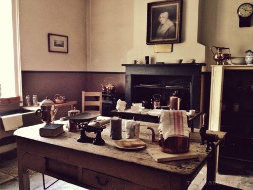 Art Inspiration at Petworth House , West Sussex , Victorian Era Aestetics