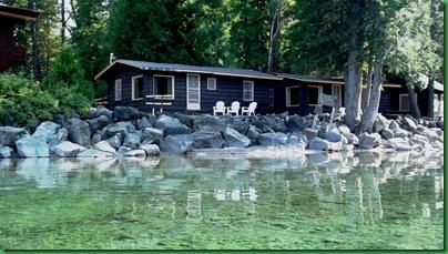 Kayking McDonald Creek 010