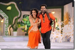 ram-and-kriti-song-still-ongole-gittha-movie