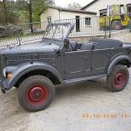 Gaz 69 mit Dieselmotor