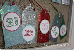 Advent Tags 2