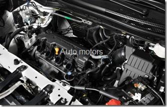 CR-V motor