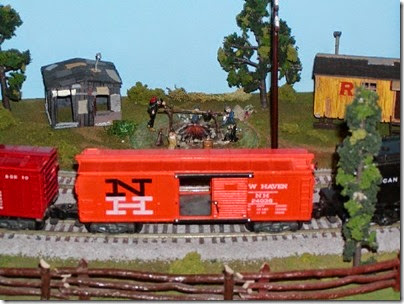 07 Badgerland S-Gaugers at TrainTime 2003 3