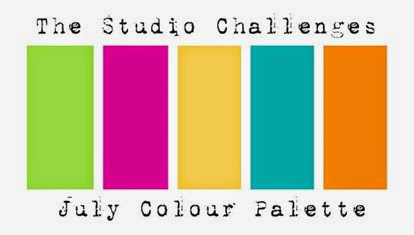 The Studio & Stuck sketches Colours