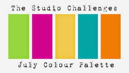 The Studio & Stuck sketches Colours