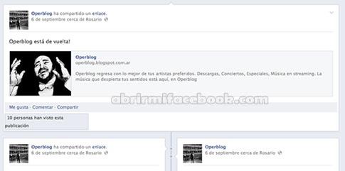 Cómo destacar una historia en Facebook