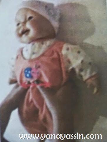 Cara Urut Bayi Kembung Sembelit