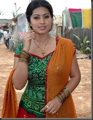 Sneha_without makeup