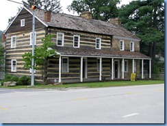 3454 Pennsylvania - Laughlintown, PA - Lincoln Highway (US-30) - 1799 Compass Inn Museum (stagecoach stop)