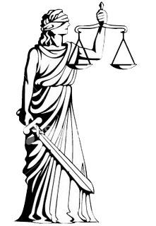 Justicia Dibujos Para Colorear