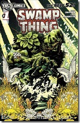 P00001 - Swamp Thing #1 - Raise De