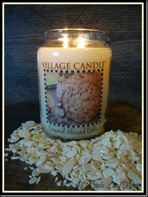 VC Caramel Almond Cookie
