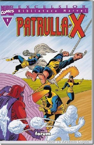 2012-04-02 - Biblioteca Marvel - Patrulla-X