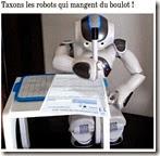 Taxons les robots