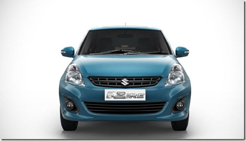 Maruti-Swift-Dzire-2012-Front-View