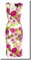 D&G Floral Dress