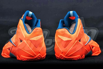 nike lebron 11 gr hardwood knicks 2 04 HWC esque Nike LeBron 11 is in Fact Miami vs. Akron